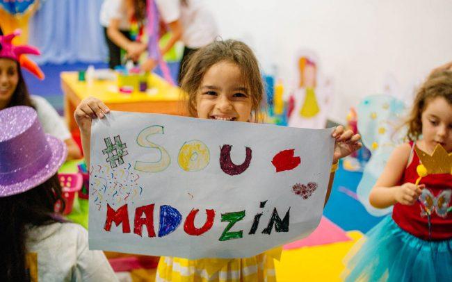 bloco infantil cartaz criança